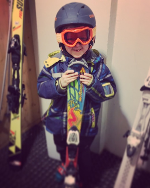 Bode skier